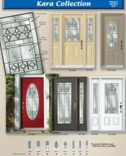 Entry Doors Kara Collection