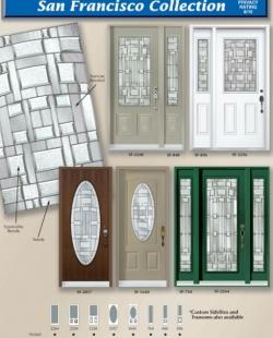 Entry Doors San Francisco Collection