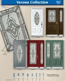 Entry Doors Verona Collection