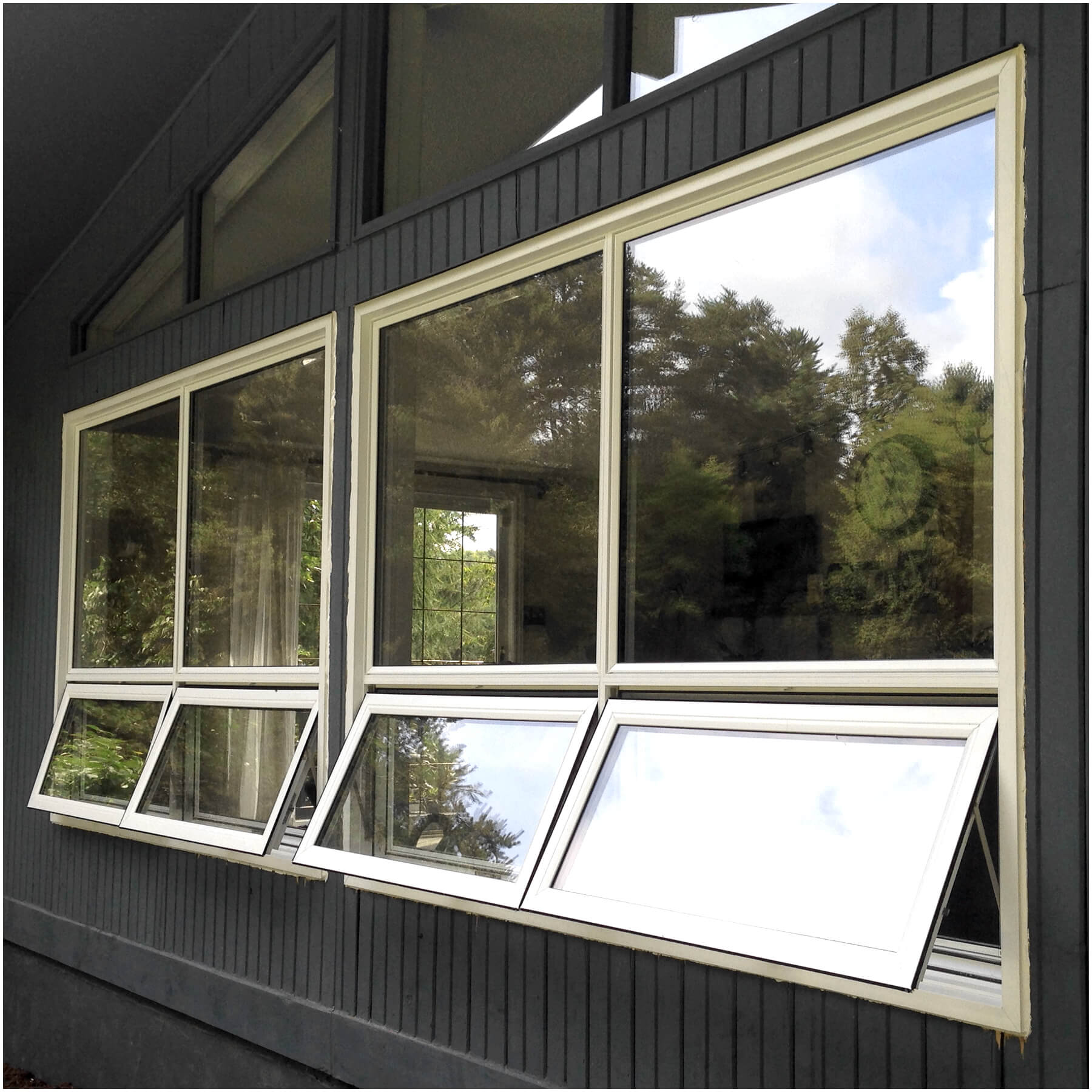 Replacement windows and vinyl replacement windows all for Awning replacement windows