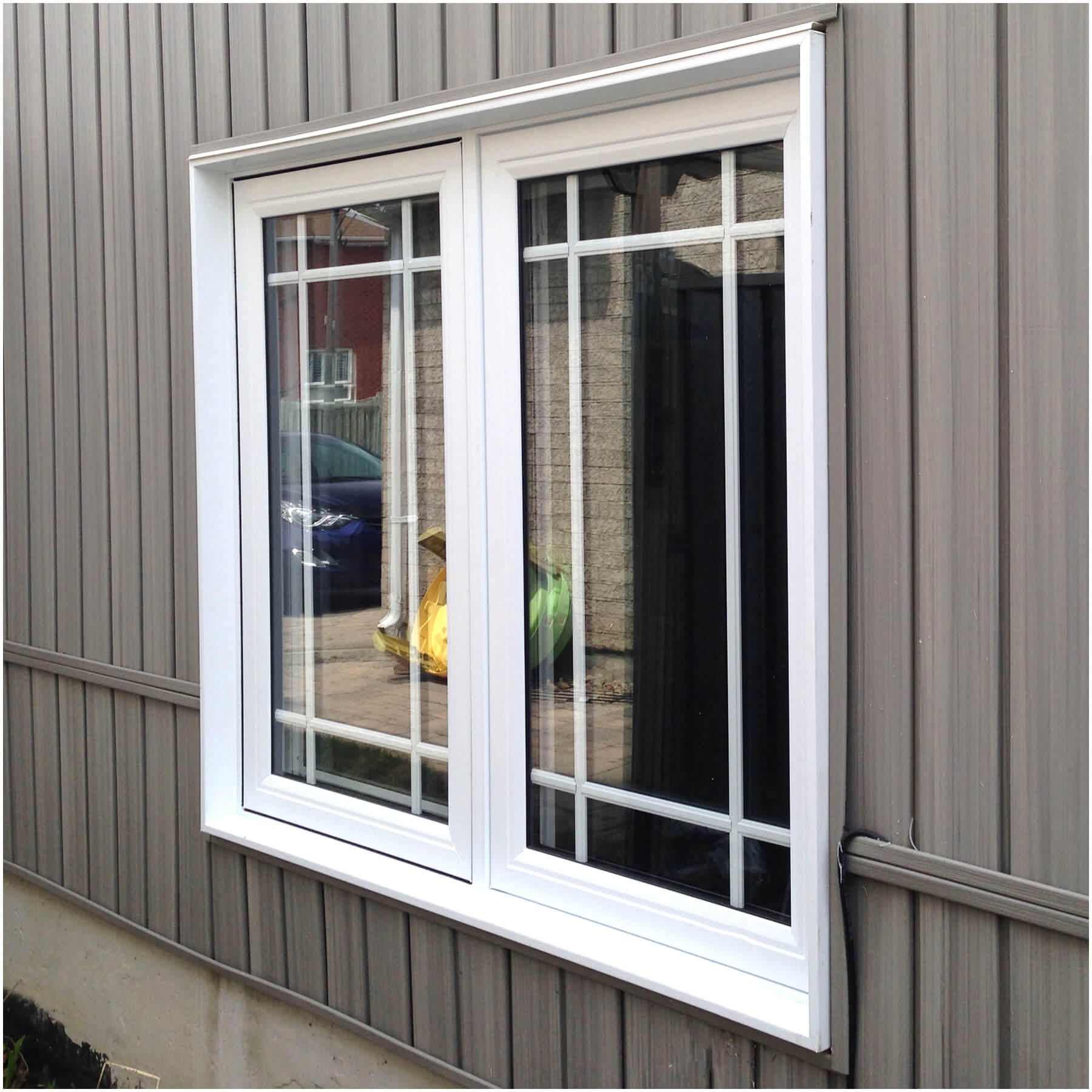 Fixed casement windows just all about windows for Vinyl casement windows