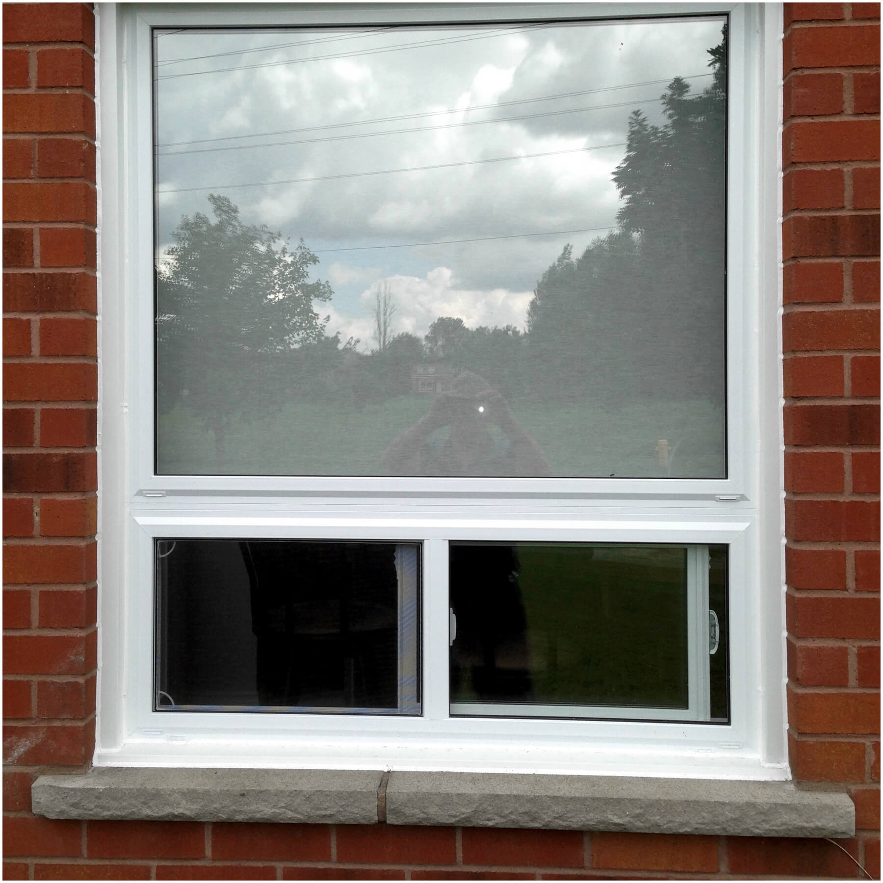 Replacement windows and vinyl replacement windows all for Replacement slider windows