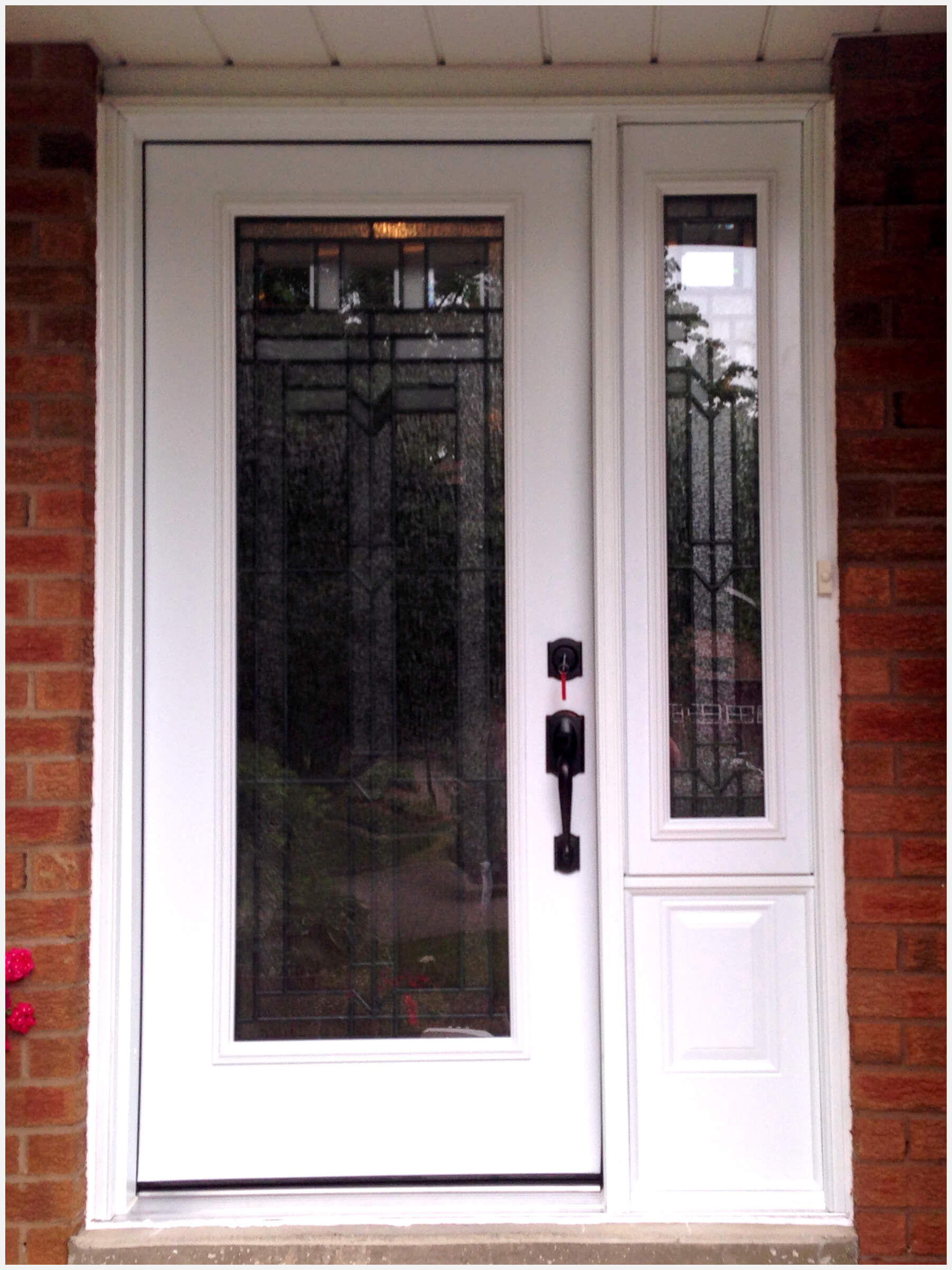 2400 #C2093A Entry Door 001 Square wallpaper Premium Fiberglass Entry Doors 39251800